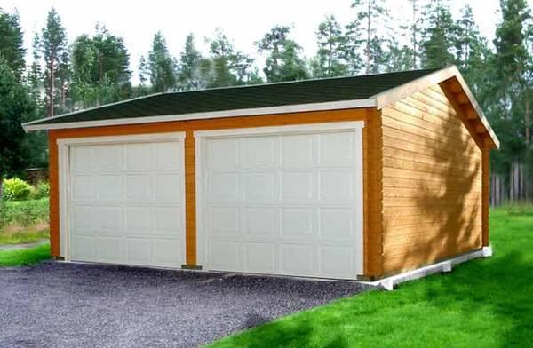 construction de garage 20m² prix