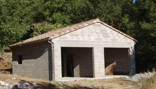 prix construction garage de 50m2
