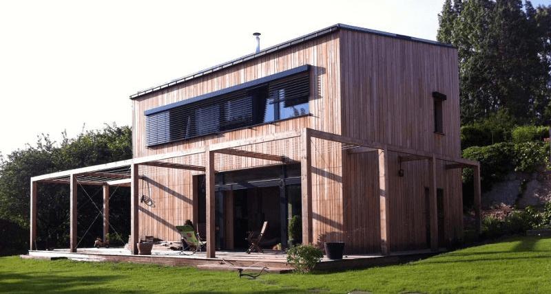 maison modulaire pas cher