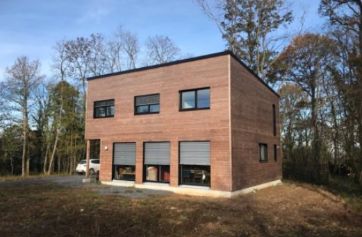 maison passive en kit écologique
