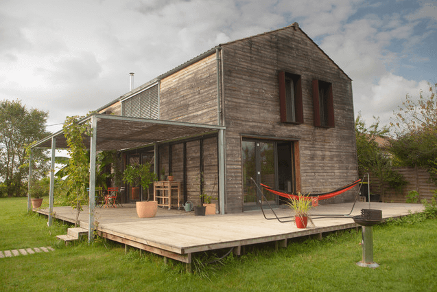 prix maison modulaire en bois