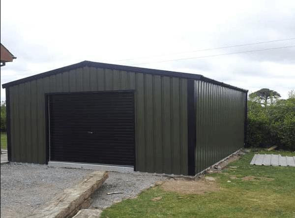 Prix construction garage 30m2