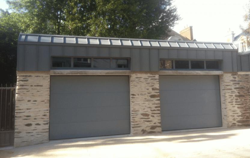 Prix construction garage 50m2 hors sol