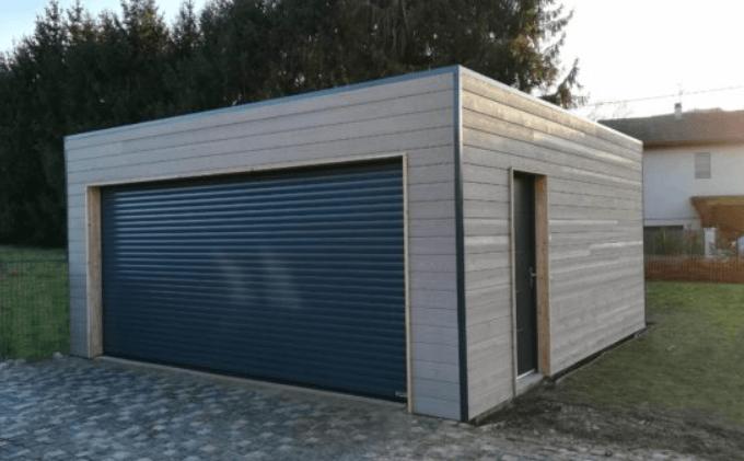 prix garage 20m2 en bois