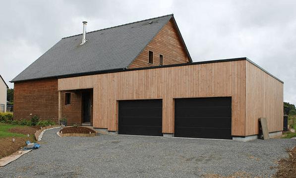 prix garage en bois 50m2