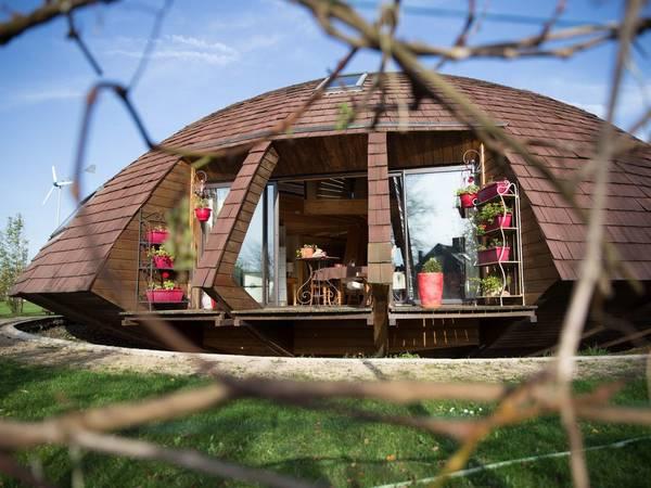 maison passive bois en kit