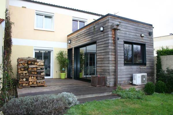 maison ronde en bois prix