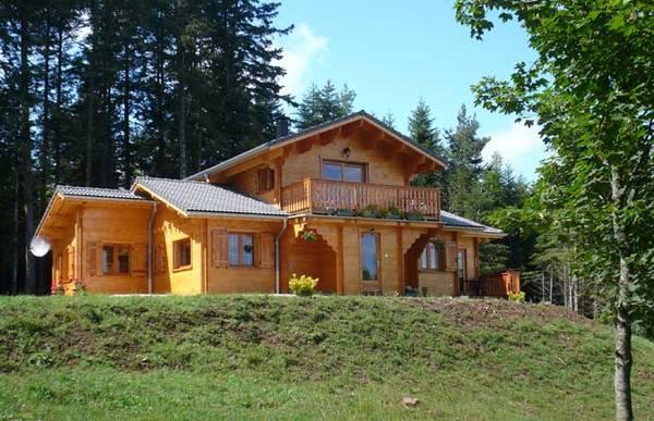 maison en bois 50m2