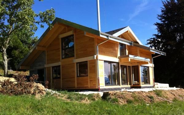 constructeur de maisons ossature bois clé en mains