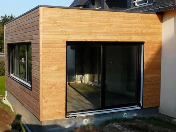 maison en bois clé en main pas cher
