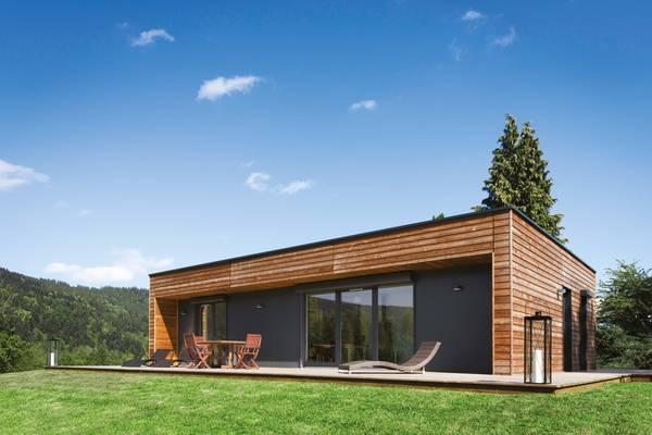 maison modulable en ossature bois