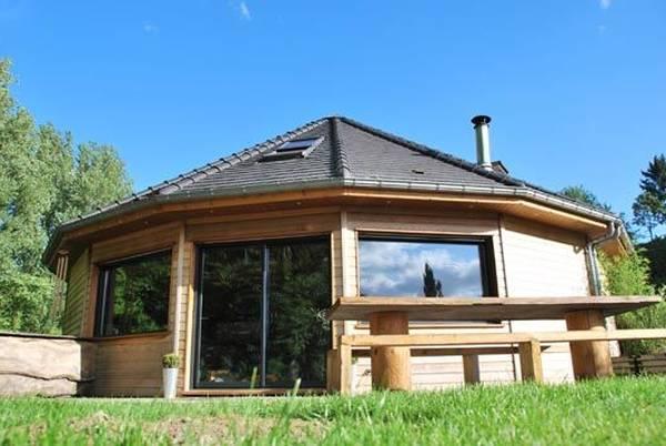 agrandissement maison en bois