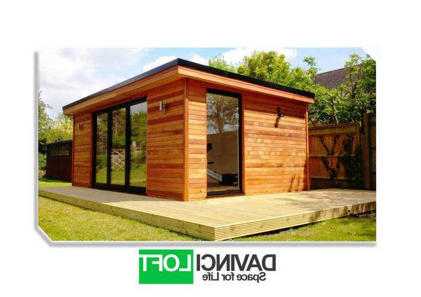 extension en bois maison
