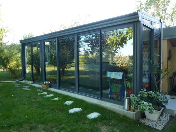 devis installation veranda kit