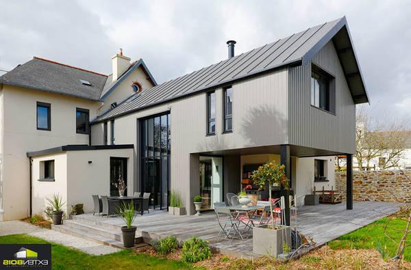 prix d une extension de maison de 40m2