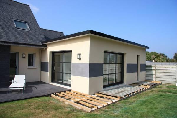 prix au m2 d une extension de maison